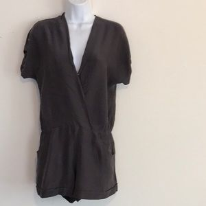Twelfth st by Cynthia Vincent silk romper